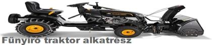 Fűnyíró traktor alkatrész Murray Castel Garden MTD Husqvarna MC Cullogh