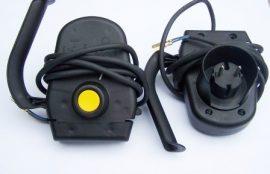 Elektromos fűnyíró kapcsoló